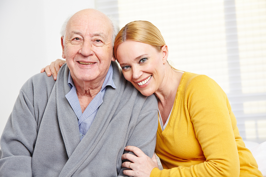 Senior Care in Loudoun VA: Fall Prevention: Four Things You Need to Discuss With Your Dad