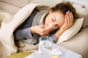 Elder Care in Leesburg VA: Four Tips to Keep from Getting Sick This Winter While Caregiving