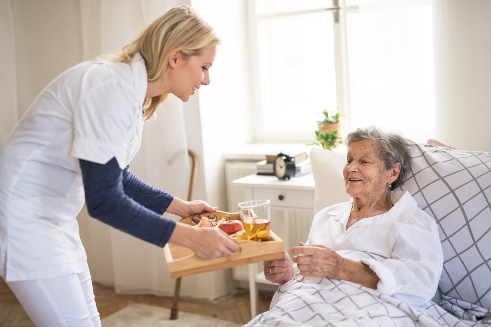 Live In Caregivers 24 Hour Home Care In Joliet Il Around The