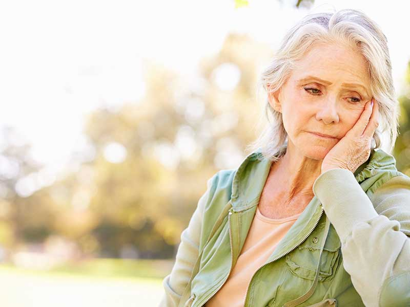 Anxiety & Seniors