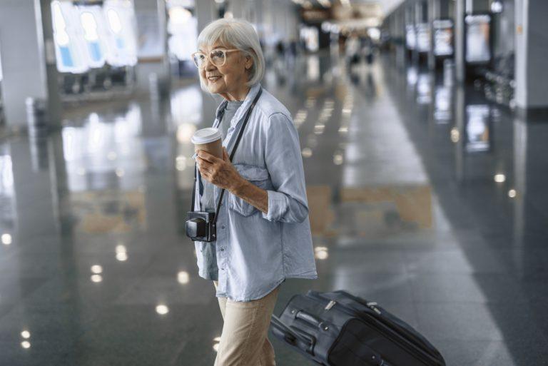 7 Air Travel Tips for Seniors