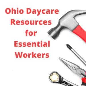 Ohio Daycare Resources