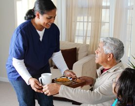 Overnight Care for Elderly in Naperville, IL | Assisting Hands Home Care
